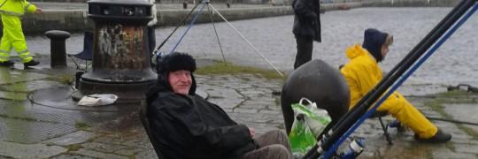Basement Feb 2013 fishing trip