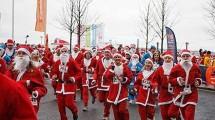 Liverpool Santa Dash December 7th 2014